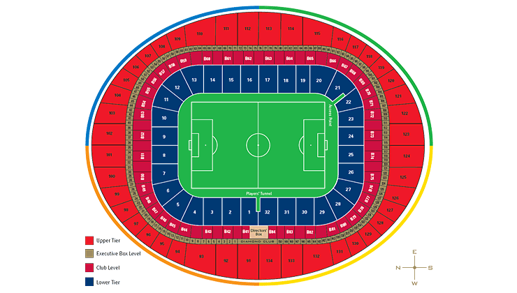 チケット手配のプロが教えるアーセナルの定価でのチケット購入方法とエミレーツスタジアムの徹底解説