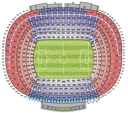 チケット手配のプロが教えるFCバルセロナ観戦ガイドとエスタディオ・カンプ・ノウの徹底解説