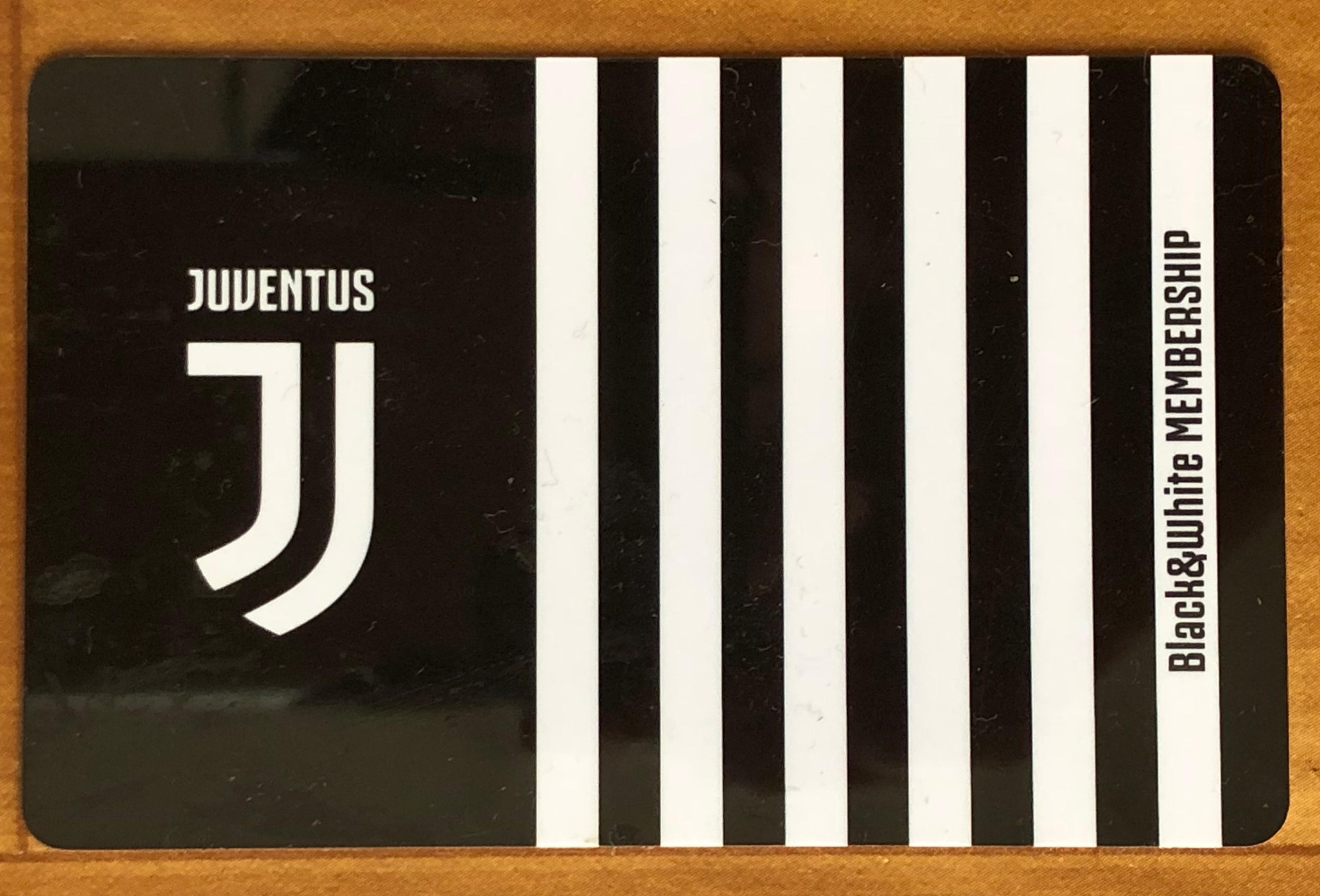 Juventus-ticket
